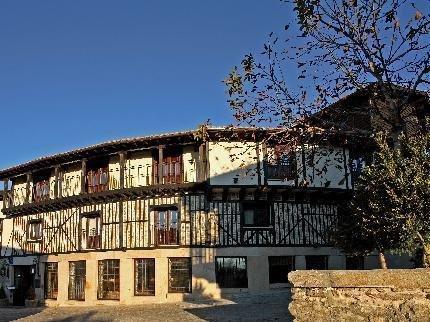 Hotel Spa Villa de Mogarraz - фото 23