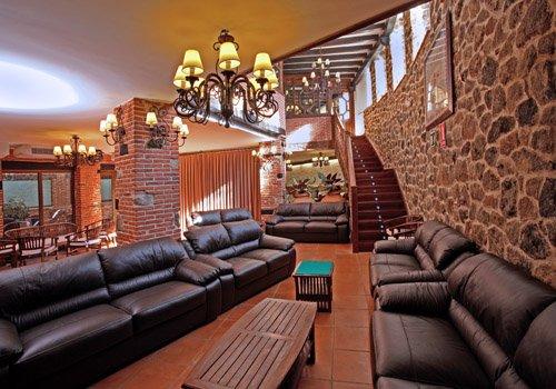 Hotel Spa Villa de Mogarraz - фото 7