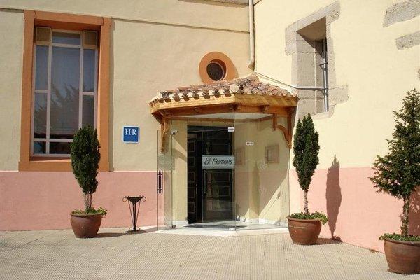 Hotel Hospederia el Convento - фото 21