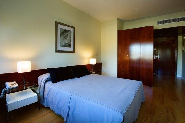 Santa Beatriz De Silva Hotel - фото 50