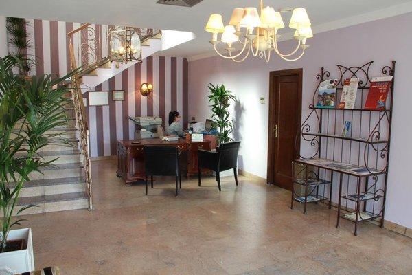 Hotel Villa De Ferias - фото 9