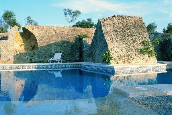 Hotel Rustico Santa Eulalia - фото 18
