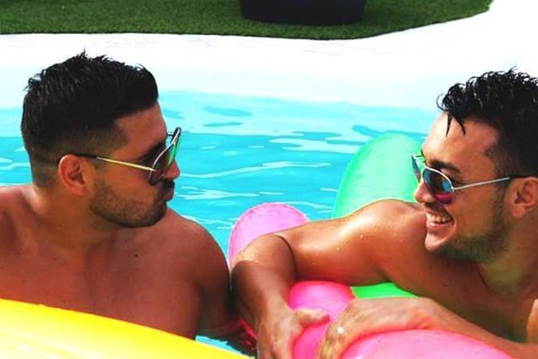 Beach Boys Boutique Resort - Gay Men Only - фото 50