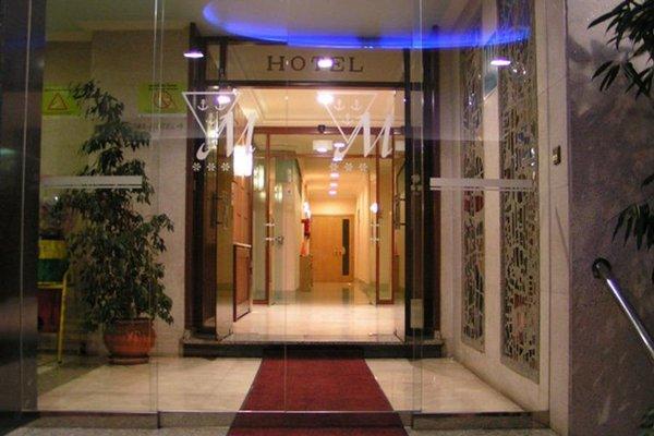 Hotel Villa de Marin - фото 17