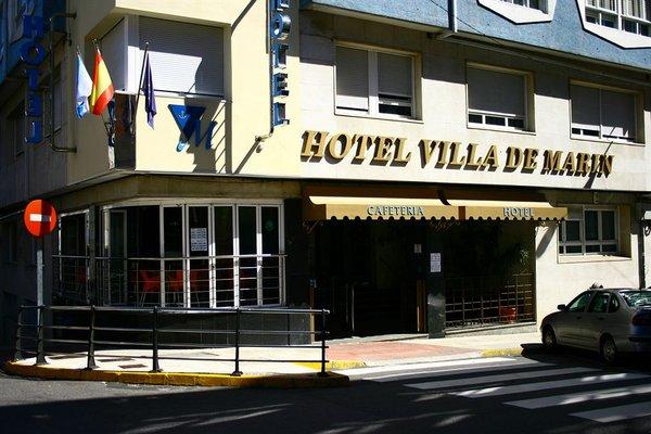 Hotel Villa de Marin - фото 21
