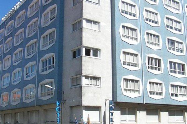 Hotel Villa de Marin - фото 23
