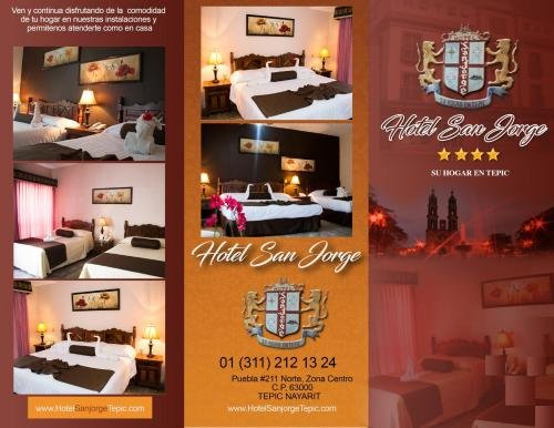 Hotel San Jorge - фото 12