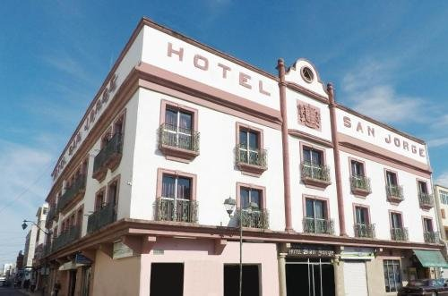 Hotel San Jorge - фото 23