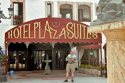 Park Plaza Suites Hotel - фото 18