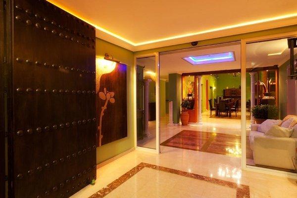 Boutique Hotel Villa San Francisco - фото 15