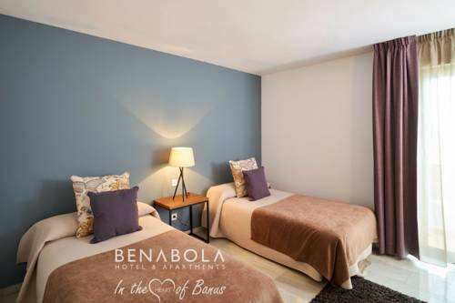Benabola Hotel & Suites - фото 50