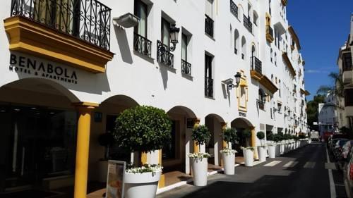 Benabola Hotel & Suites - фото 22