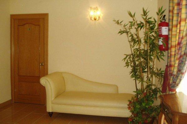 Hotel Manzanares - фото 6