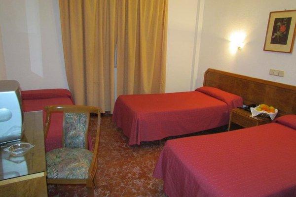 Complejo Hotelero Saga - фото 2