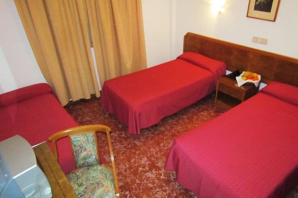 Complejo Hotelero Saga - фото 3