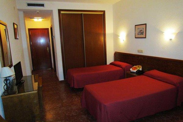 Complejo Hotelero Saga - фото 4