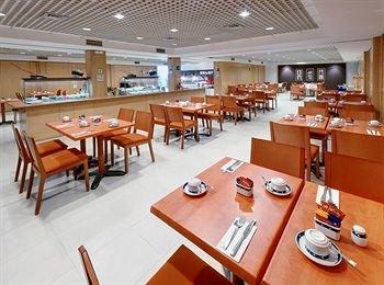 Tryp Valencia Azafata Hotel - фото 12