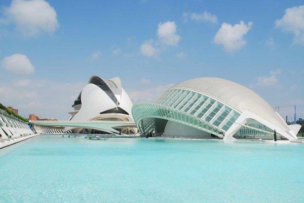 Travelodge Valencia Aeropuerto - фото 20