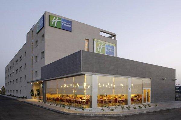 Holiday Inn Express Malaga Airport - фото 12