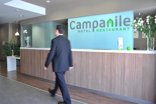 Campanile Malaga Airport - фото 16
