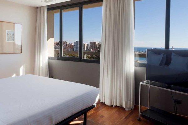 AC Hotel Malaga Palacio, a Marriott Lifestyle Hotel - фото 1