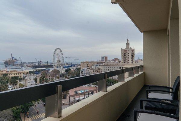 AC Hotel Malaga Palacio, a Marriott Lifestyle Hotel - фото 17