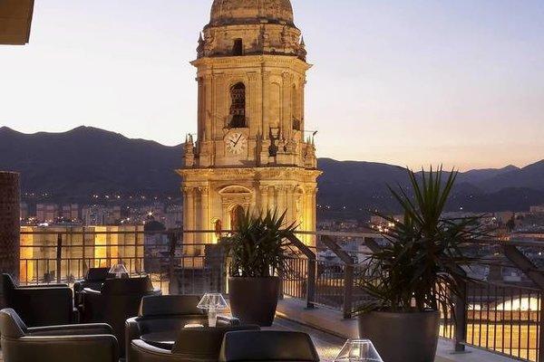 AC Hotel Malaga Palacio, a Marriott Lifestyle Hotel - фото 21