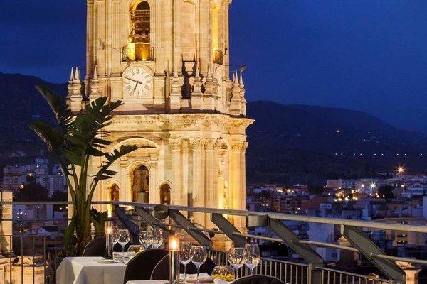 AC Hotel Malaga Palacio, a Marriott Lifestyle Hotel - фото 22