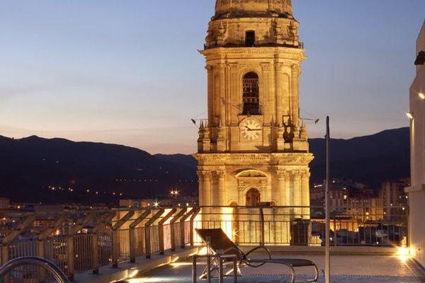 AC Hotel Malaga Palacio, a Marriott Lifestyle Hotel - фото 23