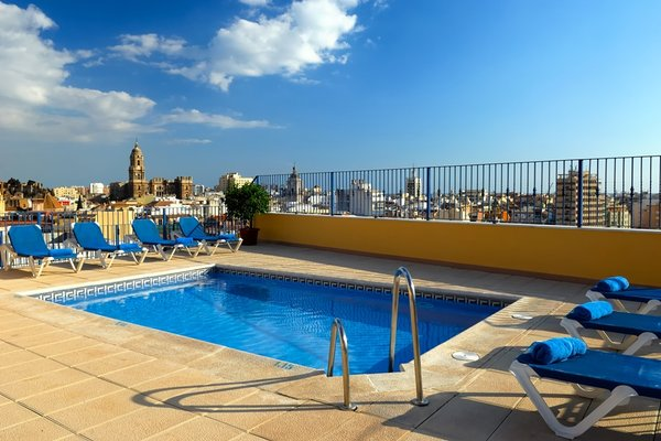 Salles Hotel Malaga Centro - фото 22