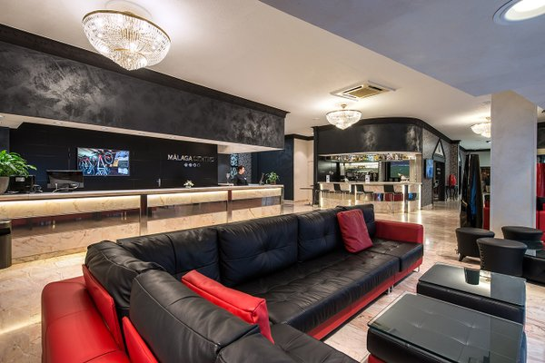 Salles Hotel Malaga Centro - фото 3