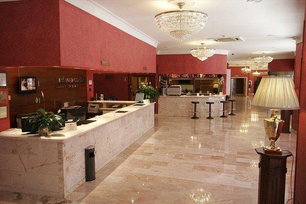 Salles Hotel Malaga Centro - фото 7