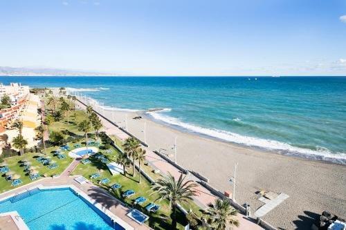 Tryp Malaga Guadalmar Hotel - фото 7