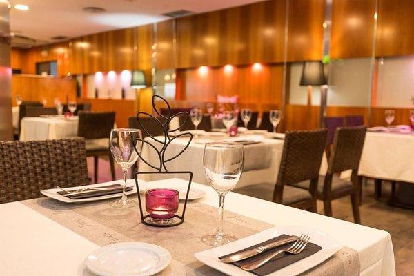 Hotel Sercotel Malaga - фото 17
