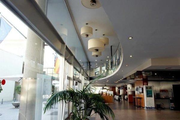 Hotel Sercotel Malaga - фото 21