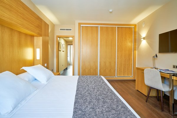 Hotel Guadalmedina - фото 7