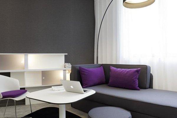 Novotel Suites Malaga Centro - фото 6