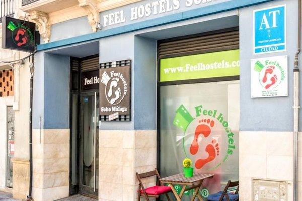 Хостел Feel Hostels Soho - фото 21