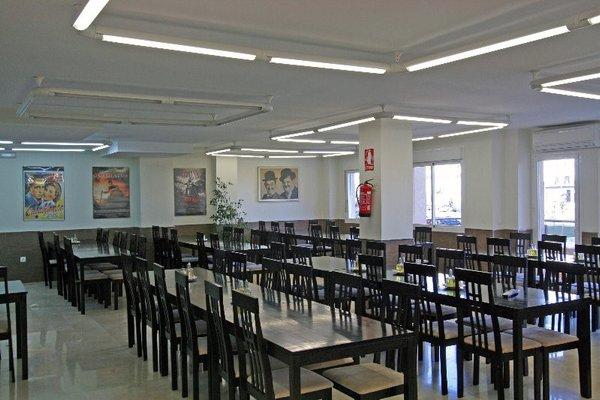 Residencia Universitaria Alfil - фото 8