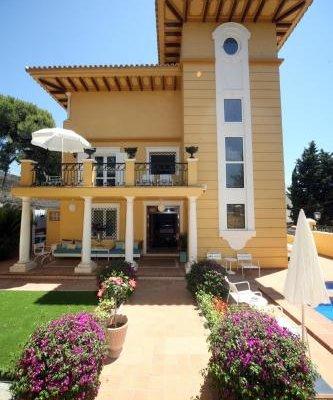 Villa Lorena Malaga - фото 22