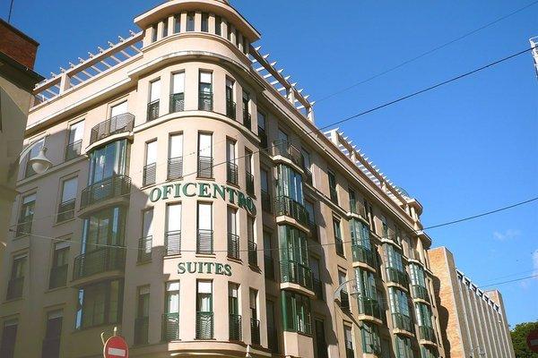 Apartamentos Suites Oficentro - фото 50