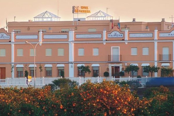Hotel Mairena - фото 21