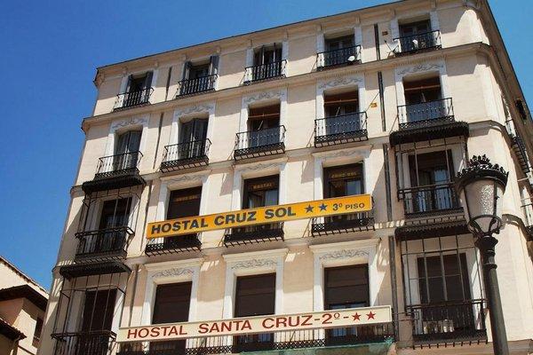 Hostal Cruz Sol - фото 22