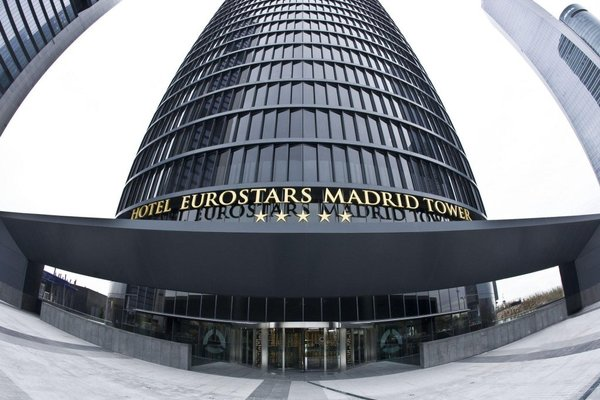 Eurostars Madrid Tower - фото 22