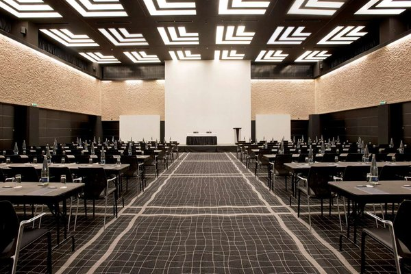 Hilton Madrid Airport - фото 16