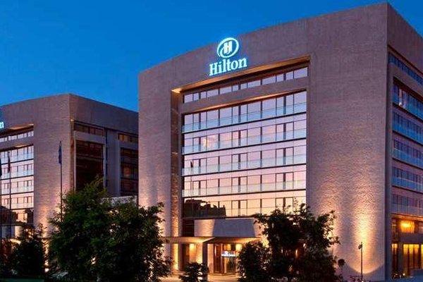 Hilton Madrid Airport - фото 23