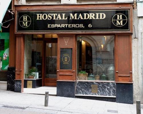 Hostal Madrid - фото 16