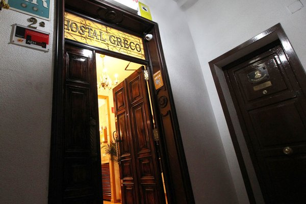 Hostal Greco Madrid - фото 17