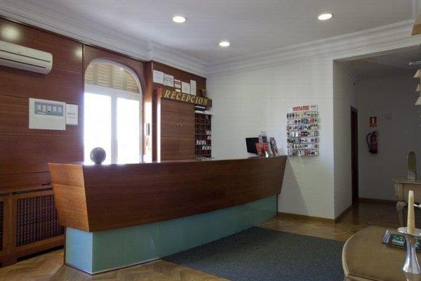 Hostal Jerez - фото 16
