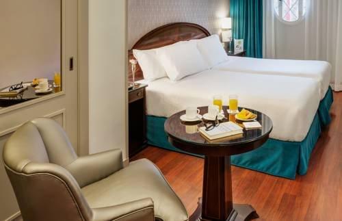 Sercotel Gran Hotel Conde Duque - фото 4
